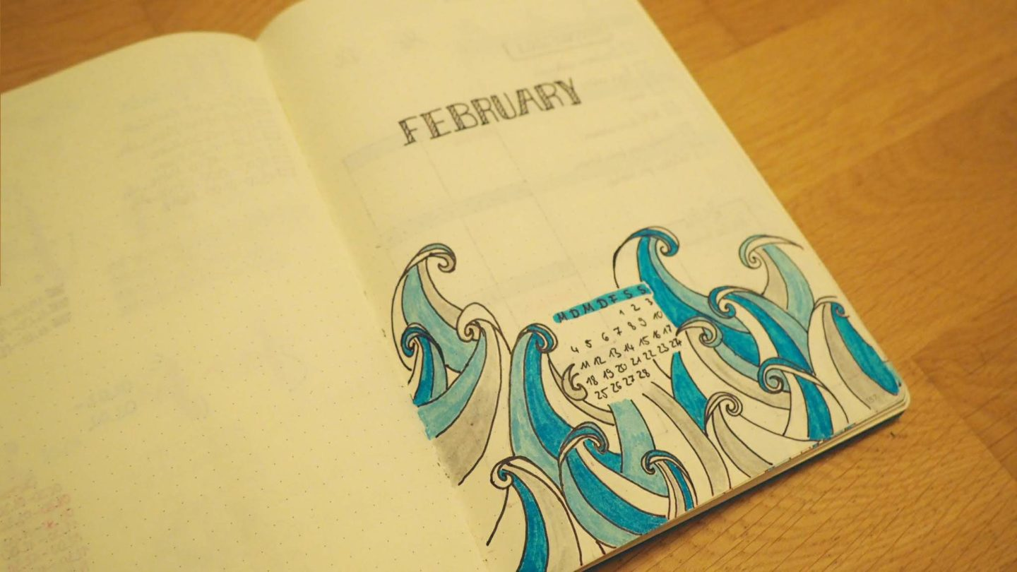 Bullet Journaling || – Kassiopeia